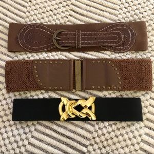 Belt BUNDLE ✔️ (3)